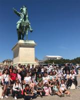 Besuch von Schloss Versailles